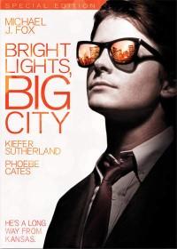 Bright Lights, Big City (dir. James Bridges, 1988), starring Michael J. Fox