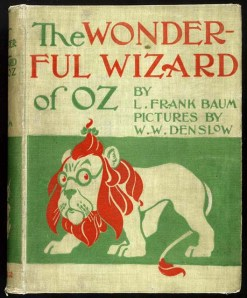 The Wizard of Oz, first edition