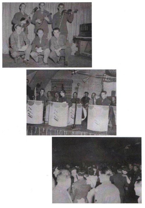 USAAF dance at Tibenham (from our bomb group history library)