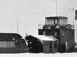 Attlebridge Control Tower, 1944 (© 466th Bomb Group, USAAF)