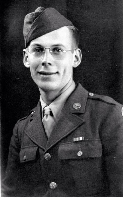 Robert Drummond of the 2nd Air Division remembered by his daughter Joanne Drummond.