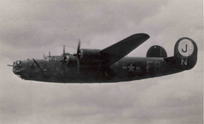 A majority of the aircrafts within the photos have been identified as USAAF B-24 Liberator bombers. The Liberators flew 259 missions from Old Buckenham against targets in enemy territory.