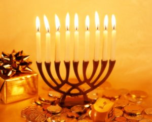 The menorah has been a symbol of Judaism since ancient times. Fresh olive oil of the purest quality was burned daily to light its lamps.