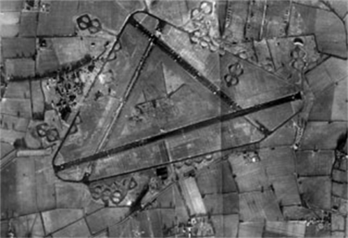 Old Buckenham Airfield was the home of the 453rd Bomb Group from December 1943 to May 1945.