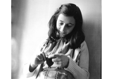 Anne Frank Exhibit at the Forum: Jan. 20-Feb 6.