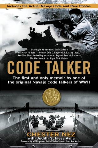 Code Talker chester nez