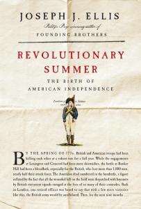 revolutionary summer