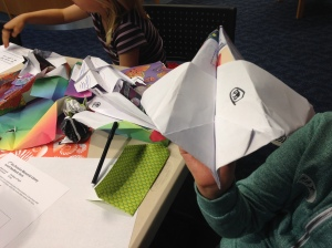 Big Paper Plane