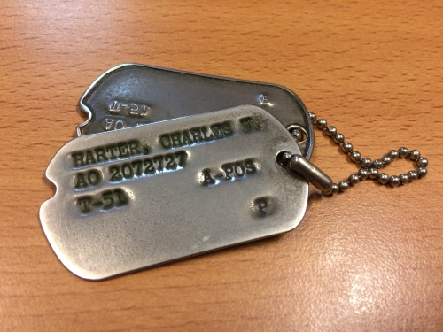 More dogtags