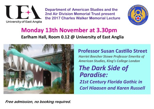 Charles Walker Lecture (13-11-17)