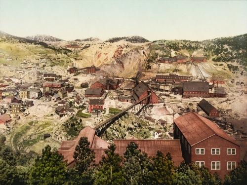 old homestake mine