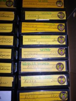 Declassified Microfilm