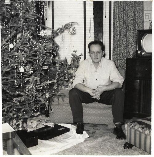 joe jablonsky after the war (~1945)